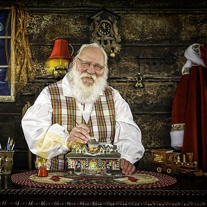 Santa Howie